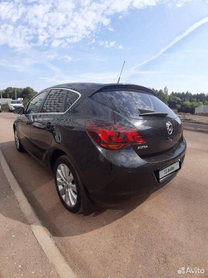 Opel Astra, 2011  89610478404 купить 8