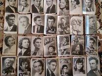 Открытки с фото советских артистов