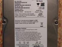 "Жесткий диск 3,5"" seagate barracuda 750 gb"