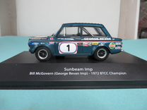 Sunbeam Imp Rally 1/43 Atlas