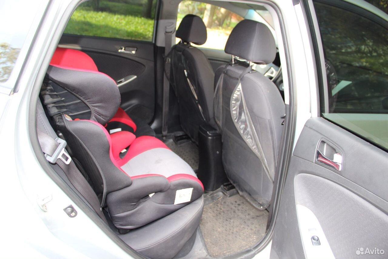 Hyundai Solaris, 2012  89584201723 купить 10