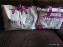 Комплект сумок для пляжа — Одежда, обувь, аксессуары в Санкт-Петербурге