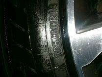 235/60 r18 Комплект летних колес на сантафе оригин