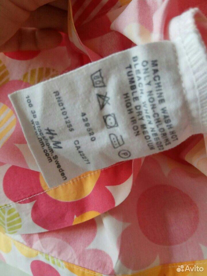 Платье H&M для девочки на полгодика  89139481583 купить 3