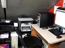Отдел по ремонту телефонов и компьютеров