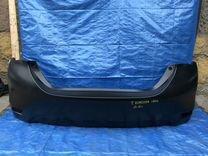 Бампер задний Toyota Corolla 180 12-16г