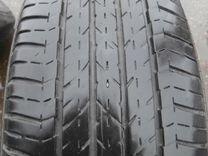 Шины бу 215 70 17 Bridgestone Dueler H/L400