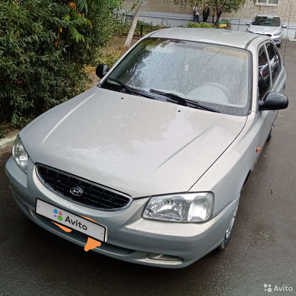 Hyundai Accent, 2007  89675583158 купить 1