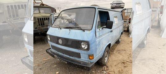 купить бу фольксваген транспортер т2 в москве и московской области