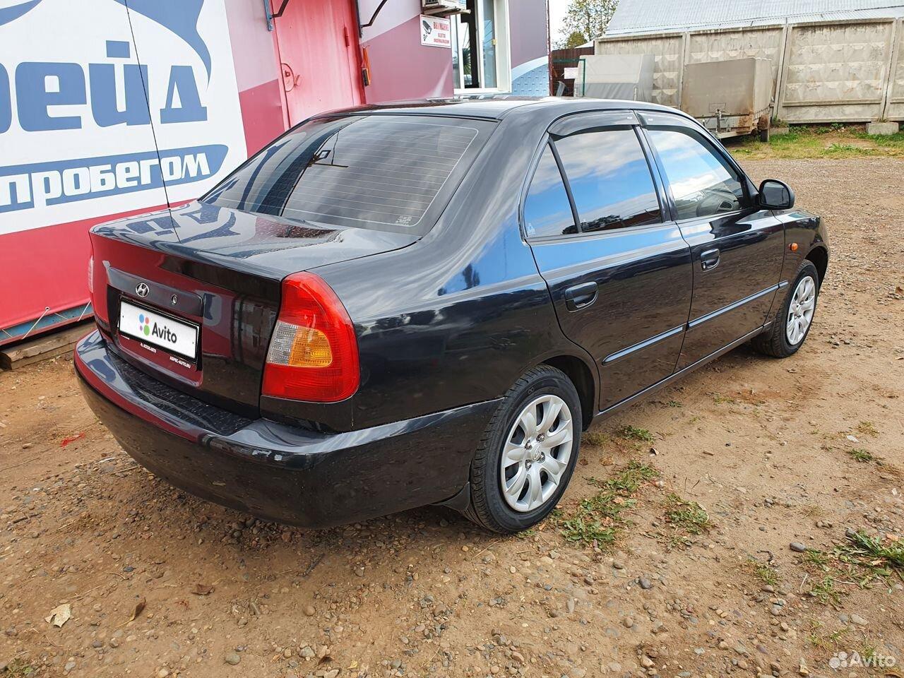 Hyundai Accent, 2009  89226856605 купить 4