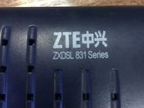 Модем ZTE zxdsl 831 A11