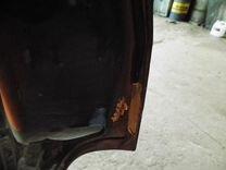 Дверь задняя правая Kia Sportage 4 с 2015