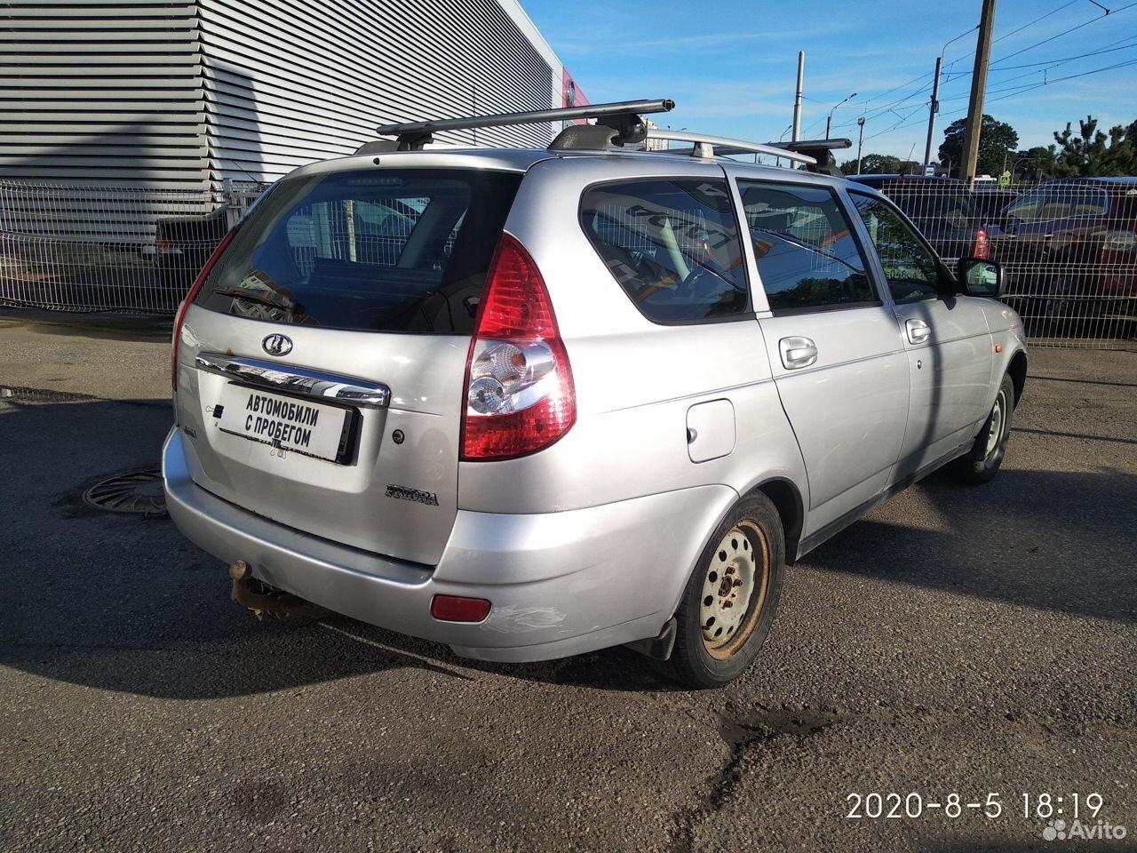 LADA Priora, 2012  88129215176 купить 5