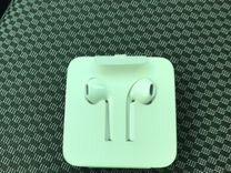 Наушники earpods — Бытовая электроника в Геленджике