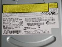 DVD-RW привод, рабочий