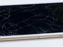 Модуль треснутый Айфон 6,7