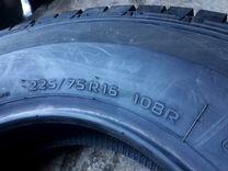 Продаю всесезонные шиныА/Т Bontyre 225/75 R16