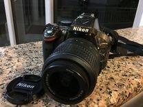 Новый в упаковке без пробега Nikon D5200 kit 18-55