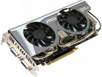 Продам видеокарту MSI GeForce GTX 560 Ti