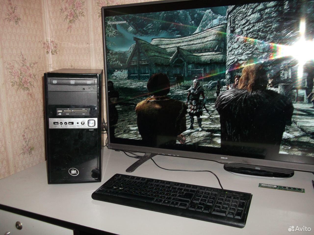 Игровой 4X Athlon 5350, RAM-4GB DDR3, R7 240 Video  89033716132 купить 1