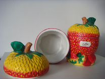 Баночки для чая и кофе