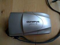 Фотоаппарат Olympus mju ii