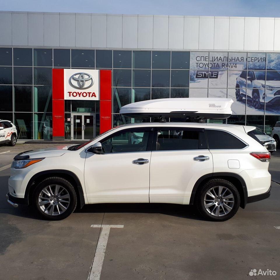 Toyota Highlander, 2014 89638200277 купить 2