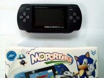 Портативная Sega 16-bit