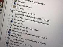 SSD SAMSUNG mzmpc128hbfu-000l1