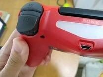 Геймпад PlayStation Dualshock 4 Magma Red Ver.2 кр