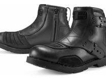 Ботинки мотоциклетные мужские icon El Bajo