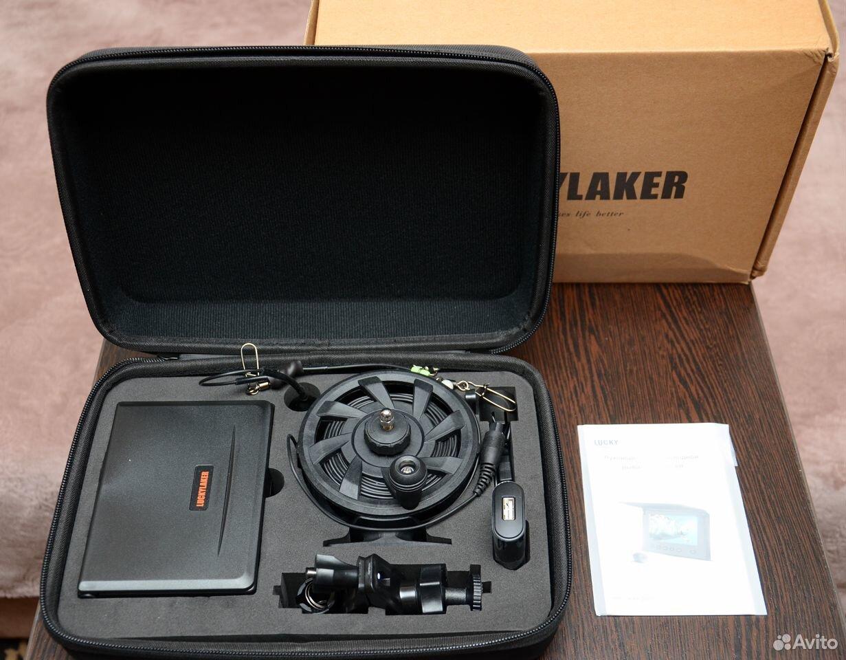 Новая подводная рыбацкая видеокамера Lucky FL180AR  89023310108 купить 1