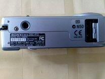 Японский цифровой фотоаппарат sony DSC P72