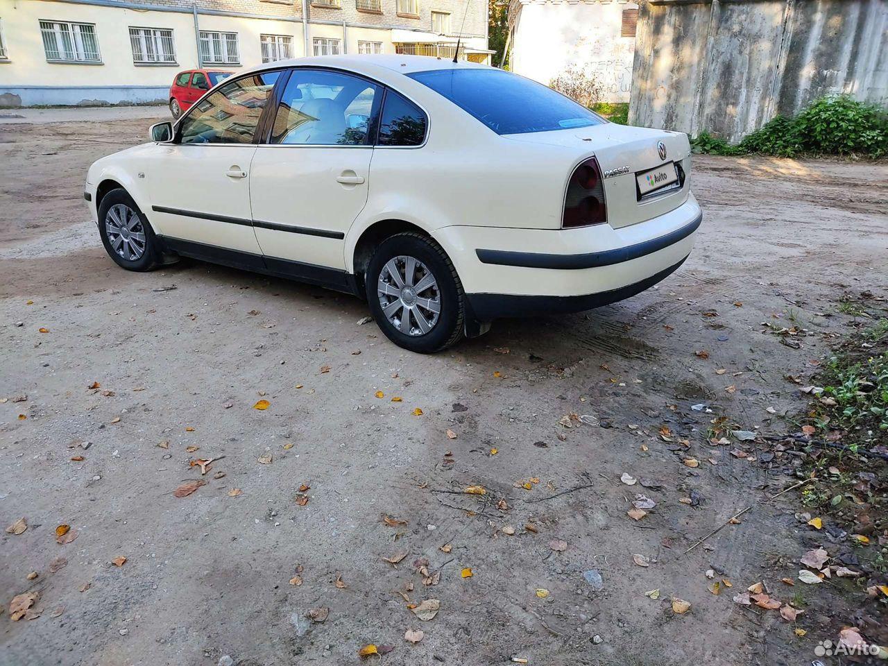 Volkswagen Passat, 2001  89062248085 купить 4