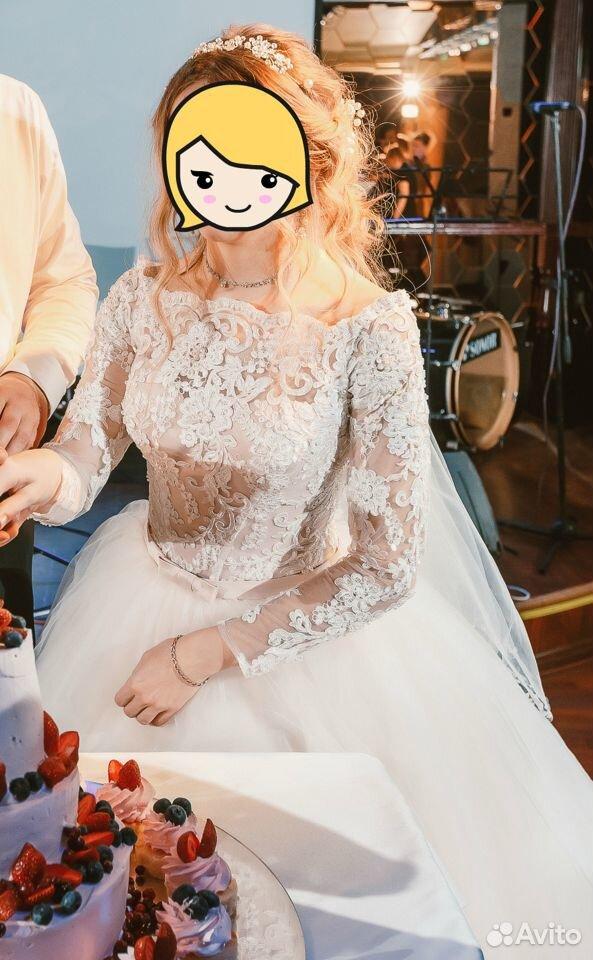 Свадебное платье  89815067629 купить 4