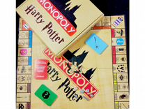 Monopoly Harry Potter) Монополия Гарри Поттер