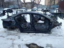 Кузов целиком Volkswagen Jetta 6 1.6AT 2011+
