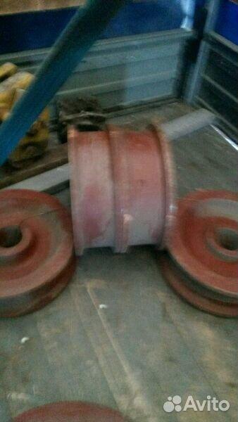 Продам колеса крановые К2Р 450  89194077799 купить 4