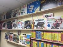Приставки Dendy, Sega, Sony, Xbox и игры к ним