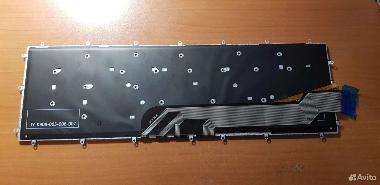 Русская клавиатура с подсветкой для Dell  89049731581 купить 2