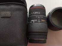 Объектив Sigma APO DG 70-300 mm 1:4-5.6 новый