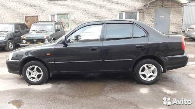 Hyundai Accent, 2007  89211966271 купить 5