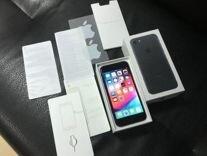 iPhone 7 32gb (black matte) документ,комплект