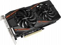 Gigabyte radeon RX 580 Gaming 8 Гб