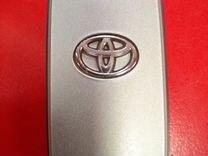 Смарт-ключ Тойота Ноах, Вокси, Альфард 3 кнопки — Запчасти и аксессуары в Краснодаре