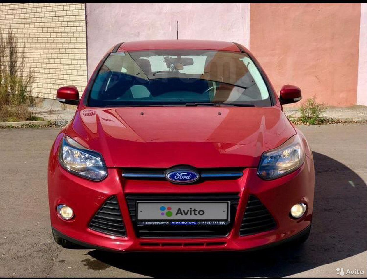 Ford Focus, 2014  89644752360 купить 1