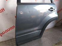 Дверь задняя левая Suzuki Grand Vitara III 2008