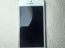iPhone se 32gb розовое золото