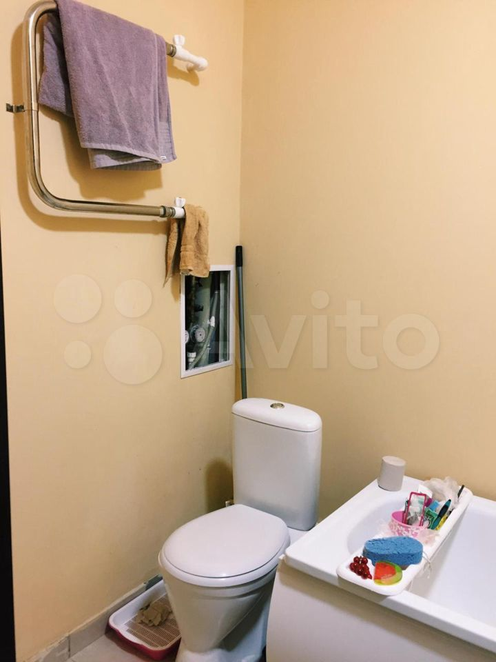 Квартира-студия, 45 м², 3/17 эт.