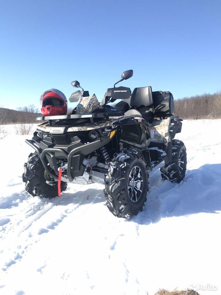Stels ATV 650 Guepard Trophy EPS  89063928876 купить 6